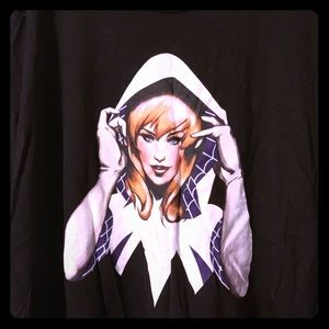 Spider-Gwen We Love Fine T-shirt 3XL